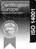 Certification Europe ISO-14001