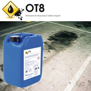OT8_Solid and liquid hydrocarbons remover