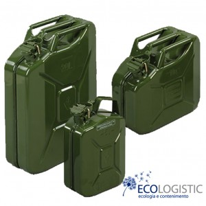 UN approved metal JERRY CANS