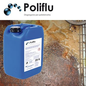POLIFLU_Polyelectrolyte stains remover