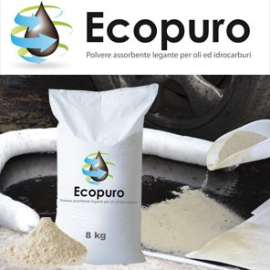 ECO PURO_ Oil and hydrocarbons sorbent