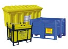WASTE RECYCLING Industrial containers