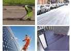 MAINTENANCE roads, pavements and solar systems