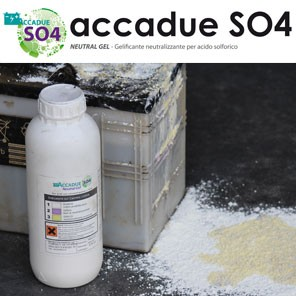 ACCADUE SO4_ Gelling Neutralizer for sulfuric acid